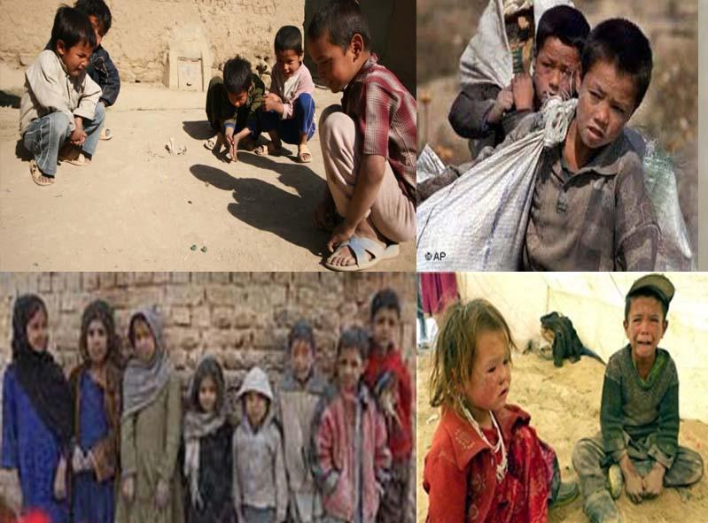 افغانستان: د ماشومانو لپاره تر ټولو بد هېواد!
