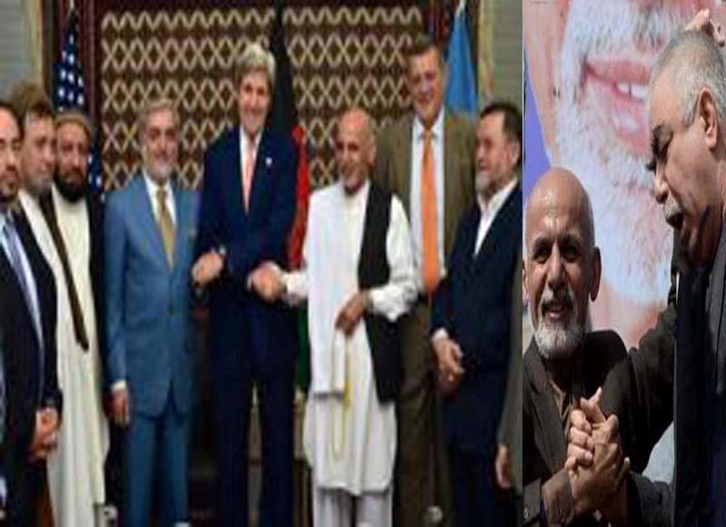 د افغانستان په سیاسي مشرتابه کي نه شرم سته. نه وجدان او نه هم ضمیر
