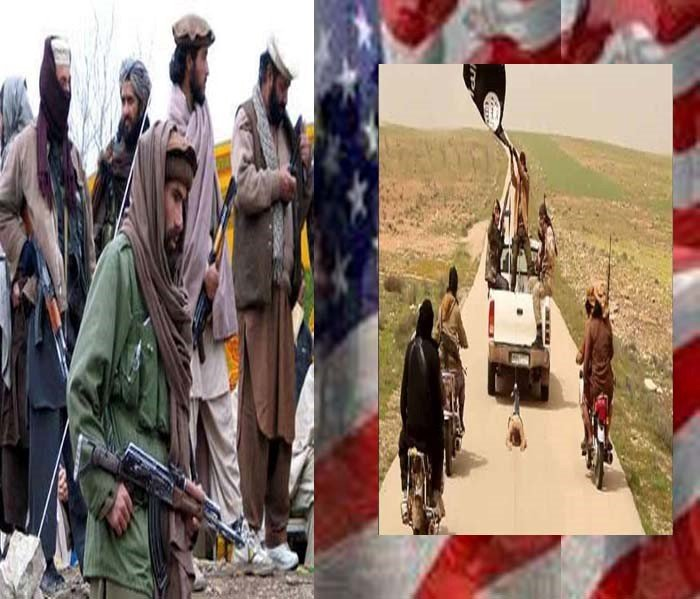دآمریکانواستراتیژی په افغاستان کی  داعش له طالبانوڅخه  ژغورل