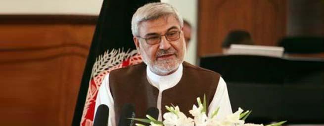 کرنې وزیر په بادغیس کې د ۶۷ میلیونه افغانیو په ارزښت د ۹ پروژو د پلي کولو قراردادونه لاسلیک کړل