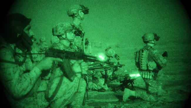 امریکا یی ترهګر پوځیانوباید عملیات بند کړی