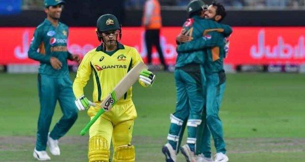 پاکستان استرالیا لوبډله په شل اوریزو سیالیو کې کلین سویپ کړه