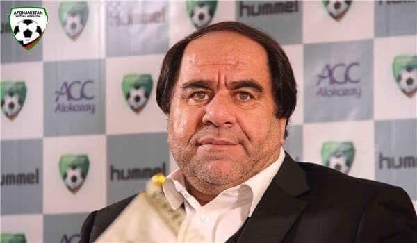 رئیس کرام الدین کریم په فوتبال ډګر کې له کارکولوڅخه بې برخې کیدا