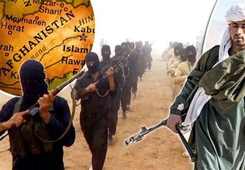 داعش – پرطالبانوباندی دبهرینواهرمی دباونه