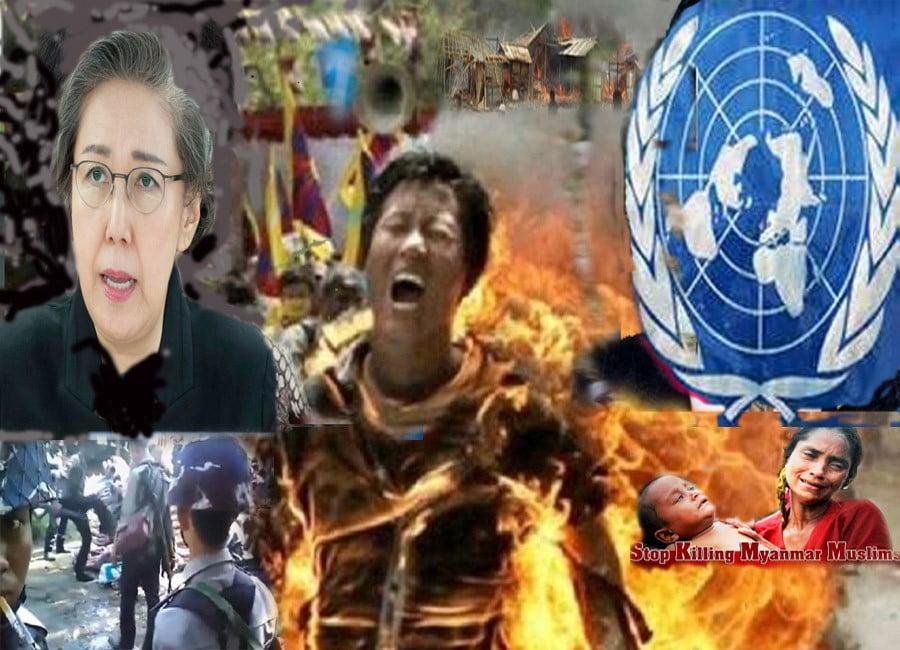 ملګرو ملتو د میانمار د پوځ د قومندان په محاکمه کیدو ټینګار