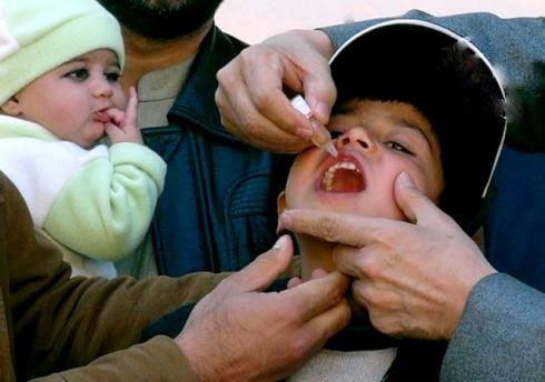 په ۲۰۱۹ کال کی د پولیو واکسین لومړی فرعی کمپاین په لاره اچول