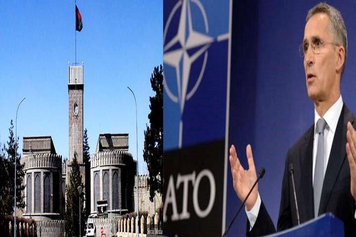 په افغانستان کې د متحده ایالاتو د نظامي تجهیزاتو ویجاړولو په اړه د ناټو عمومي منشي غبرګون