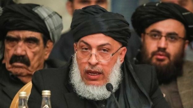 ایران ته دطالبانودمشرانوسفر