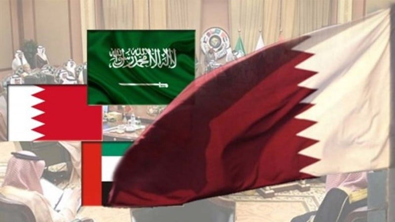 دعربستان،اماراتو،مصر اوبحرین شیان بائیکاټ کول