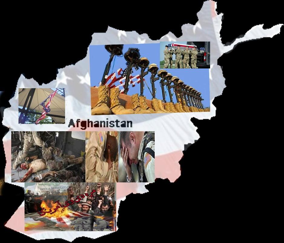 امريکا په افغانستان کې کامیابه نشوه