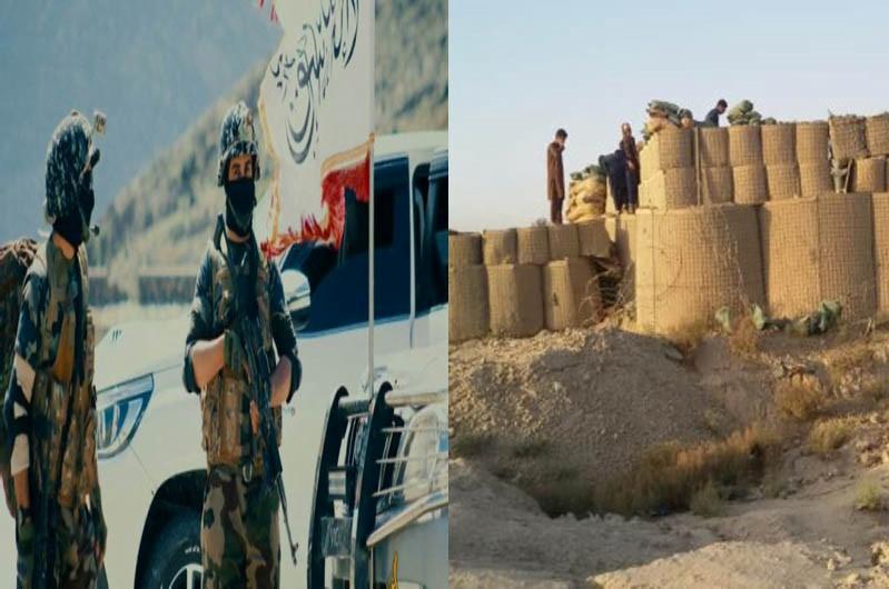 طالبان دکران و منجان ولسوالۍ ونیول