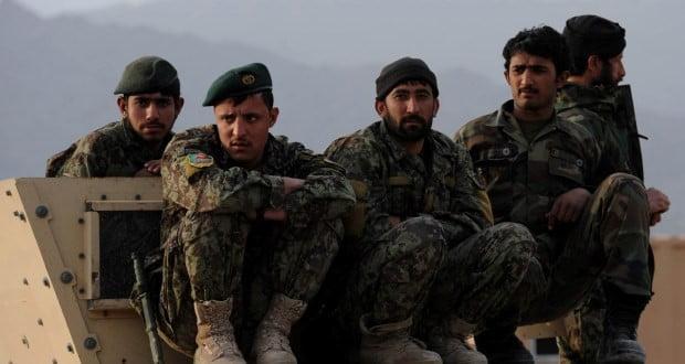 ۱۳۱ تنه افغان سرتیرو د سختو جګړو وروسته ترکمنستان خاورې ته ور ننوت