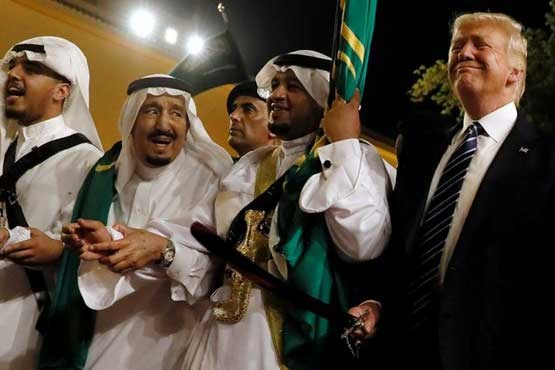 له سعودي سره وړيا مرسته نه کوو