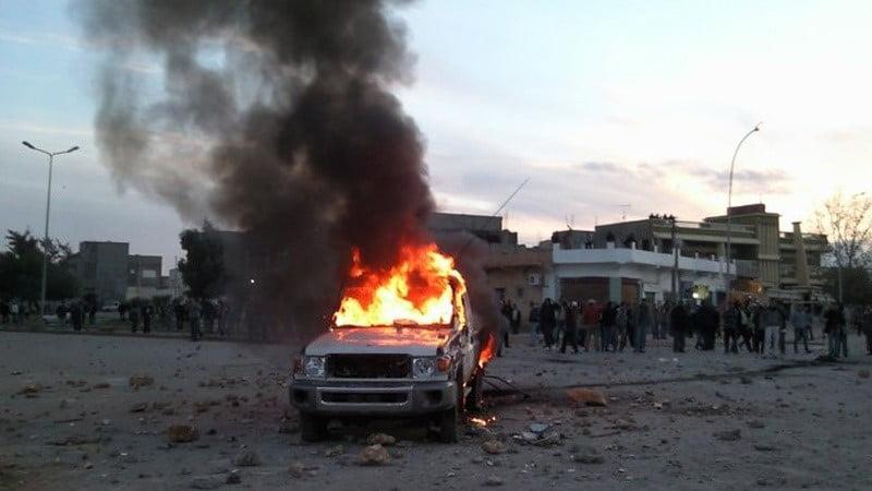 د لیبیا خلیفه حفتر ته زیاتې وسلې رسول