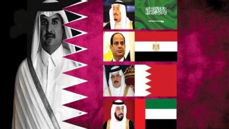 افریقا د عربستان او اماراتو سره دقطر د مقابلې اوسیالۍ ډګر