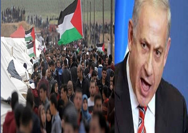 صهيونېسټی رژيم ته د فلسطيني فعالانو خبرداری
