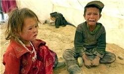 افغانستان کې ۲ میلیونه ماشومان په خوارځواکۍ اخته دي
