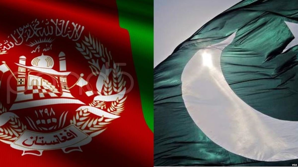 پاکستان او افغانستان ترمنځ ګډه پوله