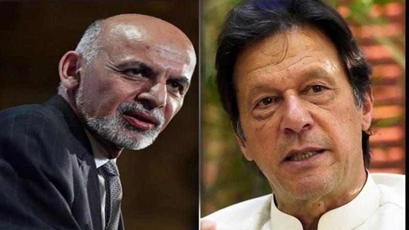عمران خان افغانستان ته سفر کوی