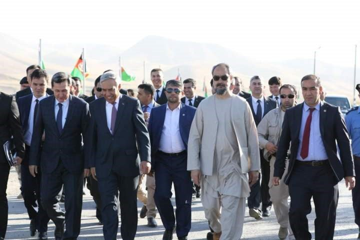 هرات ته د ترکمنستان دخارجی وزیر سفر