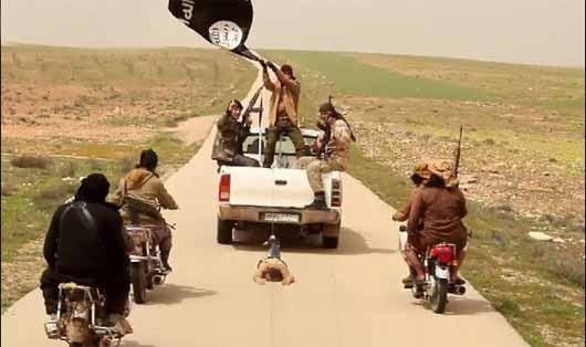 داعش ډلګی د چارواکو له لوري تمویلېږي