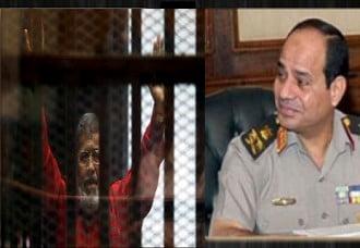 د محمد مرسی د مرګ مسئول