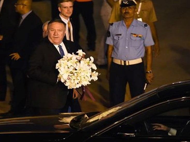 کابل ته د امریکا خارجه وزیر ناڅاپي سفر