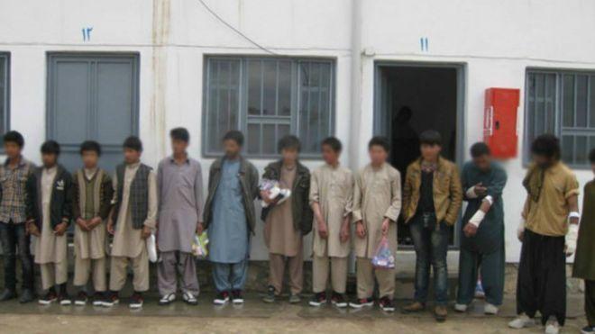 پاکستان ته دسرپل دماشومانودقاچاق لرزونکی ایشواکړی