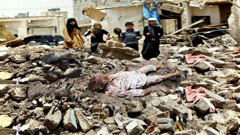 د سعودي جنګي الوتکو په حمله کښې درې یمني ماشومان ووژل شول