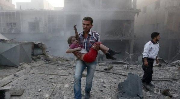 امریکايي ائتلاف په سوریه کې