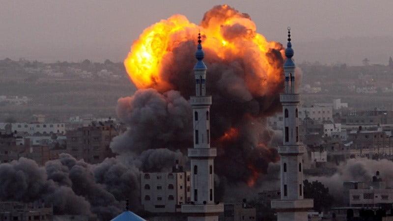 پر یمن باندی دسعودی تیریګرائتلاف دبمباریو دوام