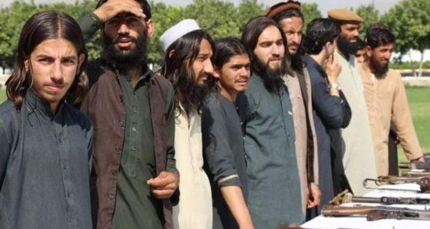 لسګونه داعشیان له طالبانو ژغورل