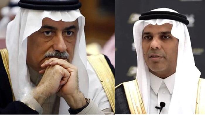 د عربستان دبهیرینوچارو او ټرانسپورټ وزیران څنګته شول