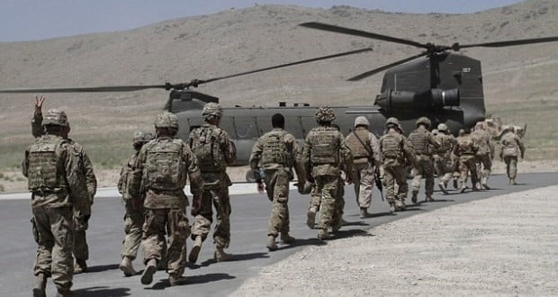 له افغانستان څخه دامریکایي ځواکونود وتلو دوام