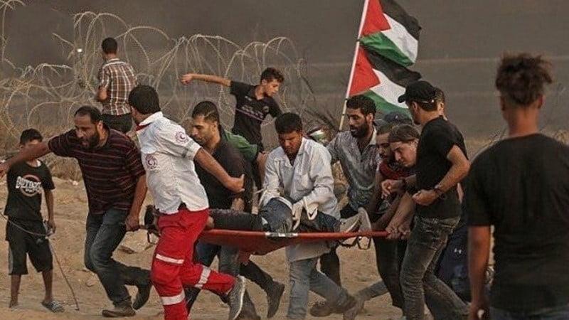 د حماس غورځنګ او اسراییلي ځواکونو ترمنځ نښتی