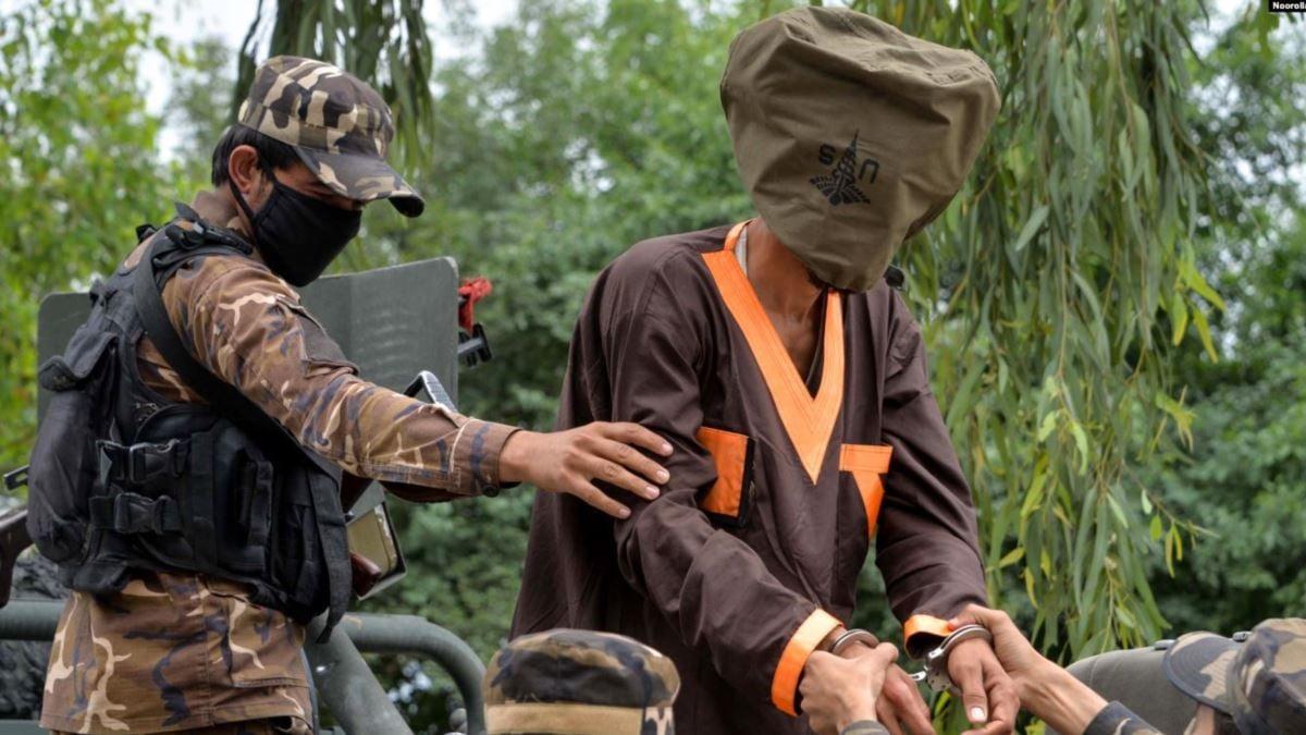 د داعش ډلګې یوقوماندان نیول