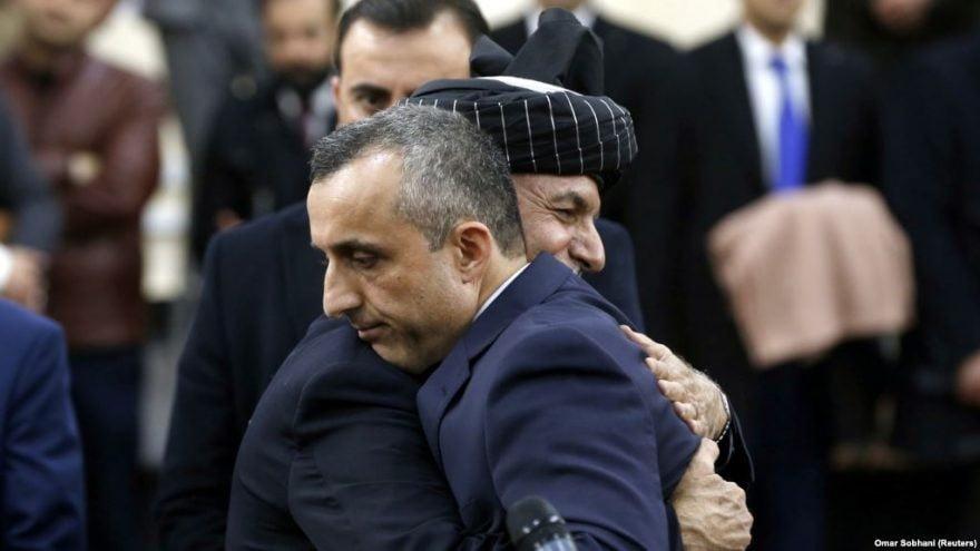 طالبانو ته د ولسمشر د لومړي مرستیال پیغام؛ امرالله صالح: د سولې غوښتنې ته غوږ شئ!