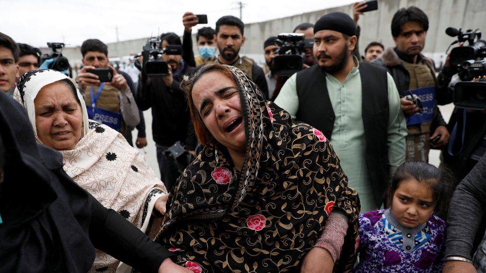 د امريکايى سناتورانو خواشني د سيکانو د امنيتي وضعيت په هکله په افغانستان کي