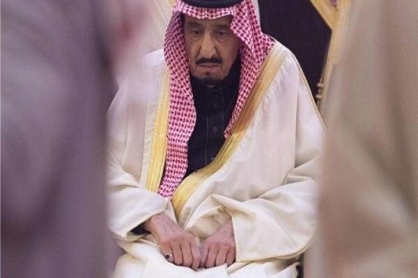 د عربستان سعودي د باچا روغتیایي حالات خرابیدا