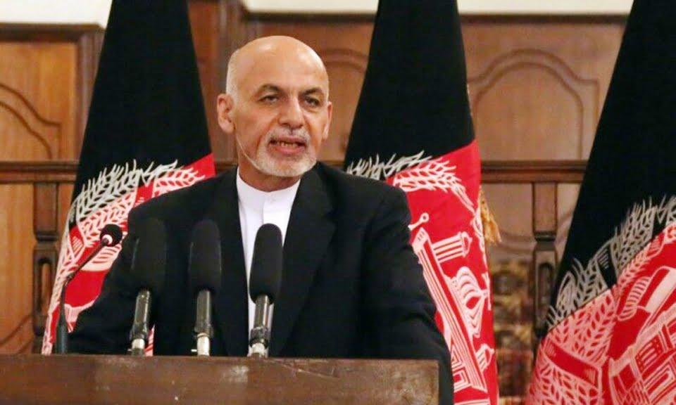 جمهور رییس غنی: سمنګان د افغانستان د سراسري انکشاف نه جلا کېدونکې برخه ده