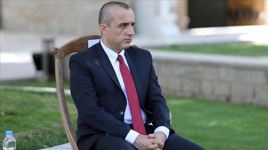 صالح: طالبانو د زور له لارې واک ترلاسه کړی او هیڅ مشروعیت نلري / موږ طالبانو ته نه تسلیمیږو
