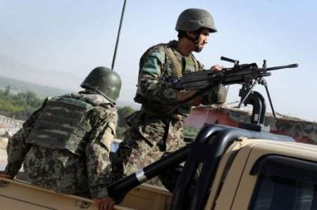 آمادگی اردوى ملى برای مسئوليت عمليات شبانه - ولسوالی وانت وایگل نورستان در کنترل نیروهای امنیتی افغان درآمد