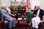 احمدزی 6 150x100 - دیدار رئیس جمهور احمدزی با وزیر انکشاف بینالمللی بریتانیا