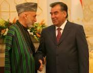 افغانستان تاجیکستان - حمایت تاجکستان از ایجاد حکومت وحدت ملی در افغانستان