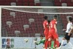 افغانستان و سنگاپور 150x100 - پیروزی تیم فوتبال افغانستان درمقابل تیم سنگاپور