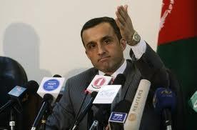 امرالله صالح - تاکید رئیس پیشین امنیت ملی بر افزایش فشار ها بر پاکستان