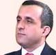 امرالله صالح2 - افغانستان بازهم به پاکستان اعتماد کرد