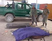 کشته - کشته شدن 6 تن در ولایت غزنی