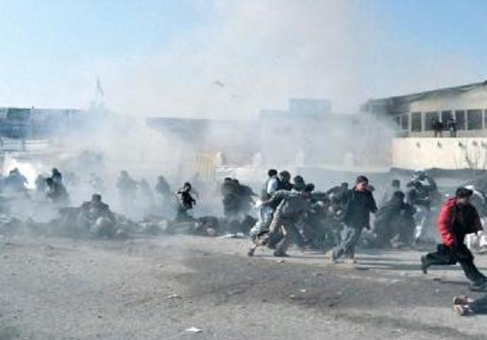 .jpg - انفجار ماین در مرکز ولایت پکتیکا