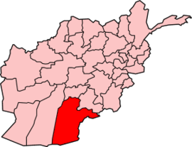 انفجار در قوماندانی امنیه قندهار - انفجار یک بمب در ولایت قندهار